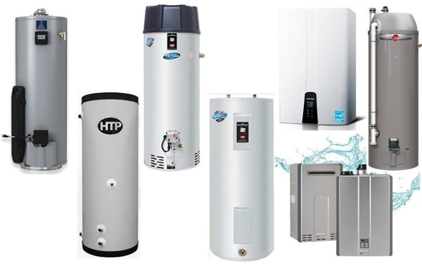 Water Heater Sales, Installation and Repair Service