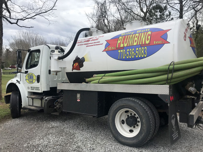 Septic Services in Gainesville GA