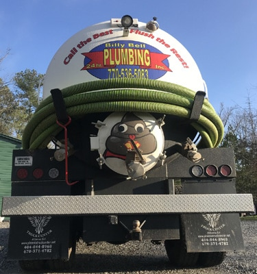 Septic Tank Pumping, Cleaning